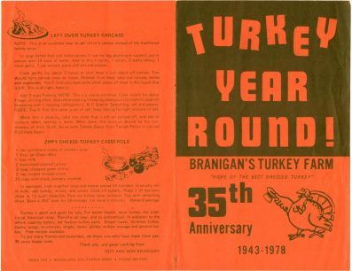 Turkey Year Round_Front